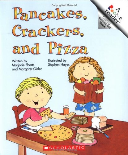 9780516420639: Pancakes, Crackers and Pizza: A Book of Shapes (Rookie Readers)