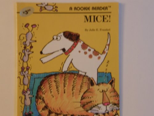 Mice (Rookie Readers): Frankel, Julie E.