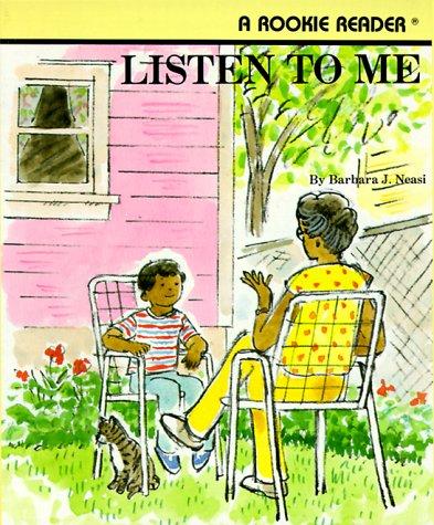 9780516420721: Listen to Me (Rookie Readers)