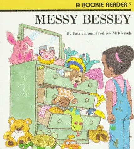 9780516420837: Messy Bessey (Rookie Readers)