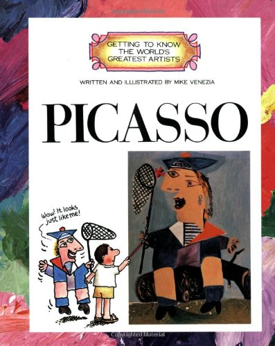 9780516422718: Picasso (Getting to Know the World's Greatest Artists)
