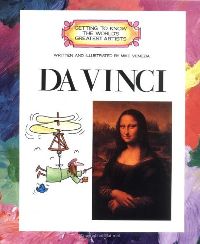 9780516422756: Da Vinci (Getting to Know the World's Greatest Artists)