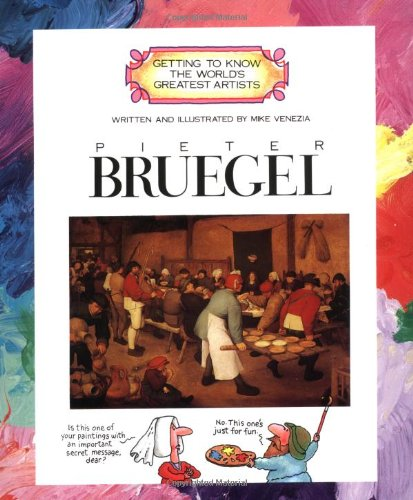 9780516422794: Pieter Bruegel (Getting to Know the World's Greatest Artists)