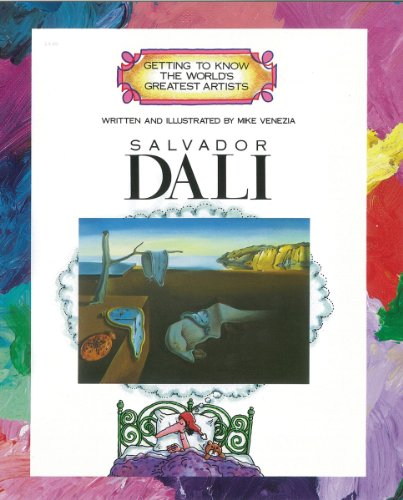 9780516422961: Salvador Dali (Getting to Know the World's Greatest Artists)