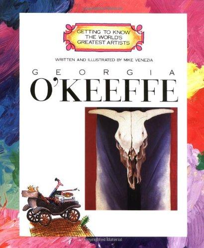9780516422978: GETTING TO KNOW:GEORGIA O'KEEFE