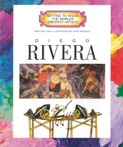 9780516422992: Diego Rivera (Getting to Know the World's Greatest Artists)