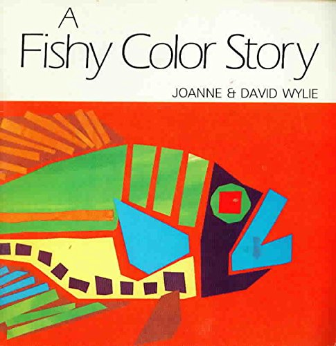 9780516429830: A Fishy Color Story (Fishy Fish Stories Series)