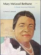 9780516432182: Mary McLeod Bethune: A Great American Educator (People of Distinction)