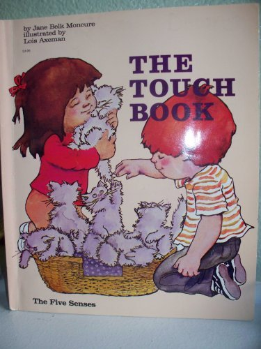9780516432540: The Touch Book (Five Senses Series)