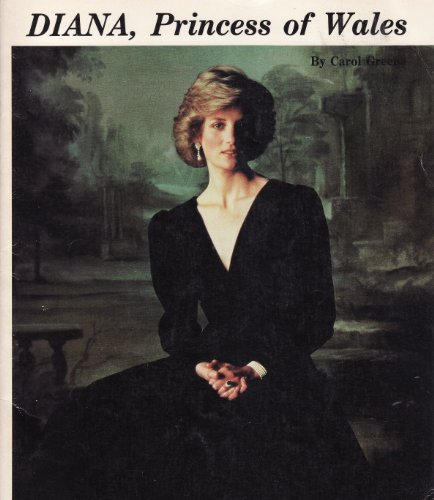 Diana, Princess of Wales (Picture-Story Biographies (Paperback)): Carol Greene