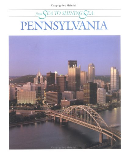9780516438382: Pennsylvania from Sea to Shining Sea