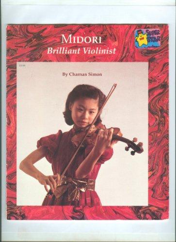 9780516441870: Midori: Brilliant Violinist (Picture-Story Biographies)