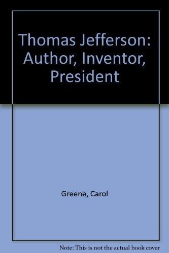 9780516442242: Thomas Jefferson: Author, Inventor, President (Rookie Biographies (Paperback))