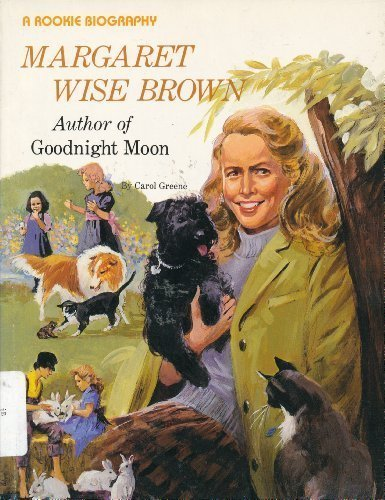 9780516442549: Margaret Wise Brown (Rookie Biographies)