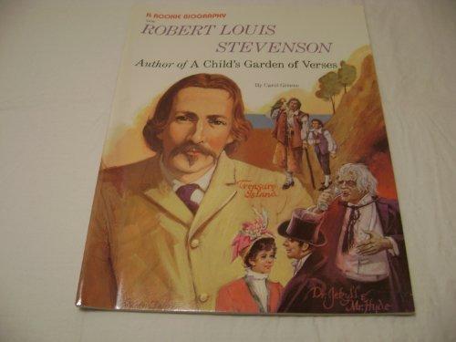9780516442655: Robert Louis Stevenson: Author of a Child's Garden of Verses (Rookie Biographies)