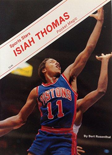 9780516443348: Isiah Thomas: Pocket Magic (Sports Stars)
