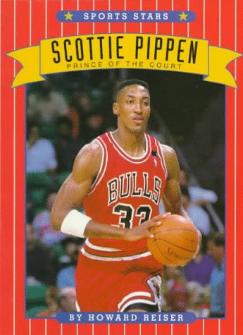 9780516443669: Scottie Pippen: Prince of the Court (Sports Stars)
