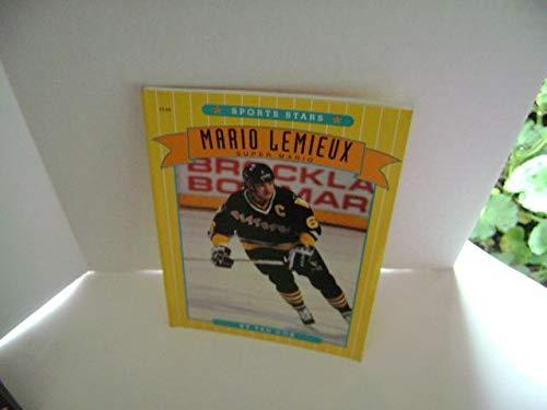9780516443782: Mario Lemieux: Super Mario (Sports Stars Series)