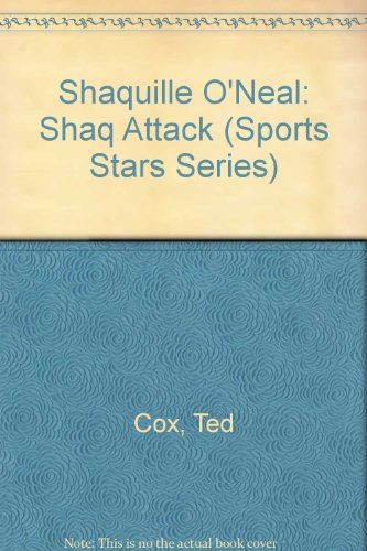 9780516443799: Shaquille O'Neal: Shaq Attack (Sports Stars Series)
