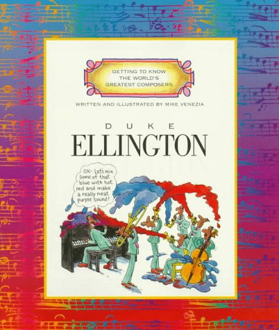 9780516445403: Duke Ellington (Getting to Know the World's Greatest Composers)