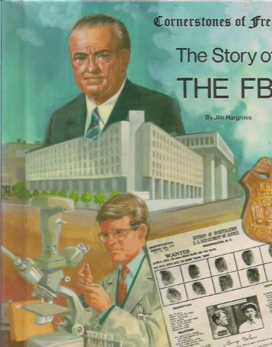 9780516447339: The Story of the FBI (Cornerstones of Freedom)
