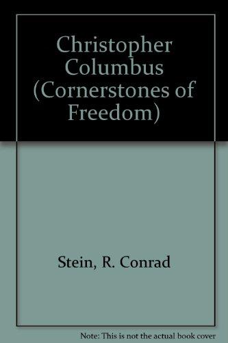9780516448510: Christopher Columbus (Cornerstones of Freedom)
