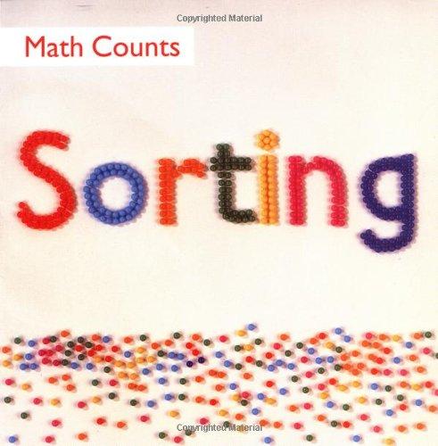 9780516454580: Sorting (Math Counts)
