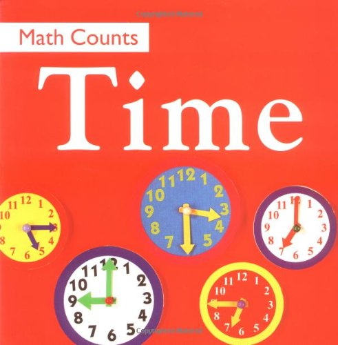 9780516454597: Time (Math Counts)