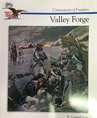 9780516466835: Valley Forge (Cornerstones of Freedom)