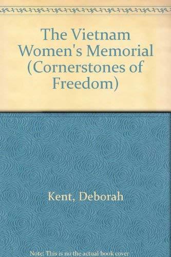 9780516466989: The Vietnam Women's Memorial (Cornerstones of Freedom)