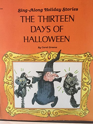9780516482316: The Thirteen Days of Halloween