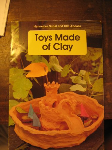 9780516492568: Toys Made of Clay (Craft Book)