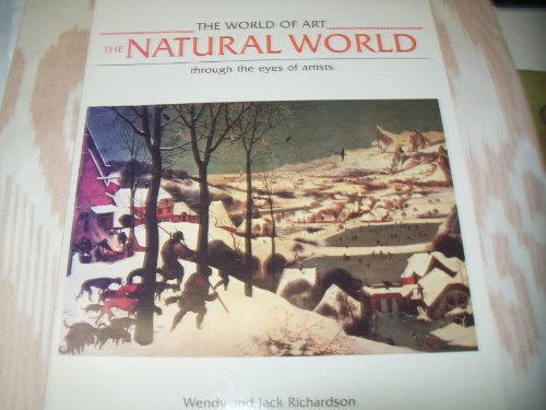 9780516492858: The Natural World: Through the Eyes of Artists (World of Art Series)