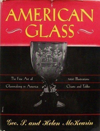 9780517001110: American Glass