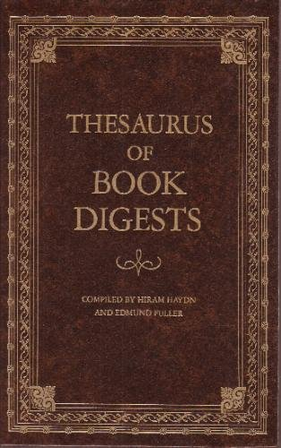 9780517001226: Thesaurus of Book Digests Library
