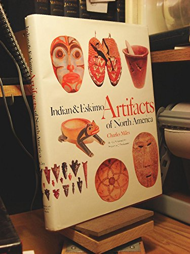 9780517001424: Indian & Eskimo Artifacts Of North America
