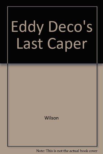 9780517002322: Eddy Deco's Last Caper