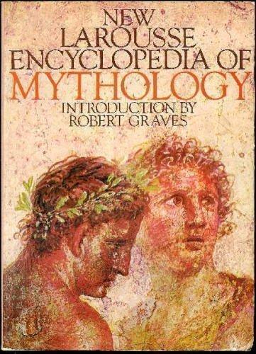 9780517004043: New Larousse Encyclopedia Of Mythology