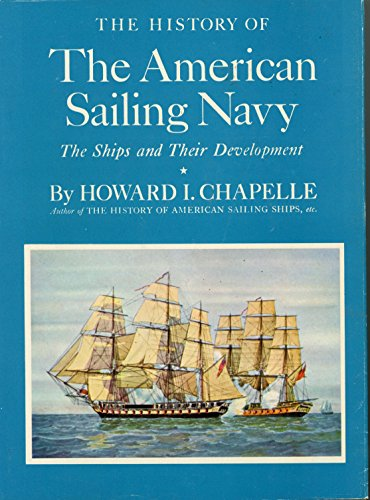 9780517004876: The History of the American Sailing Navy: The Ships and Their Development