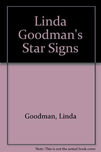 9780517004906: Linda Goodman's Star Signs
