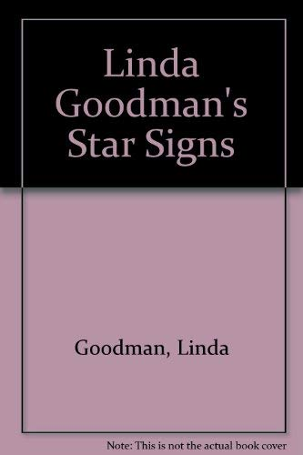 9780517004906: Linda Goodmans Star Signs