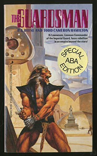 The Guardsman (Science Fiction): P. J. Beese, Todd Hamilton