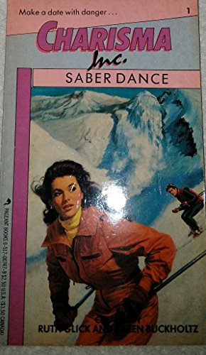 9780517007471: Saber Dance (Charisma, Inc, Book 1)
