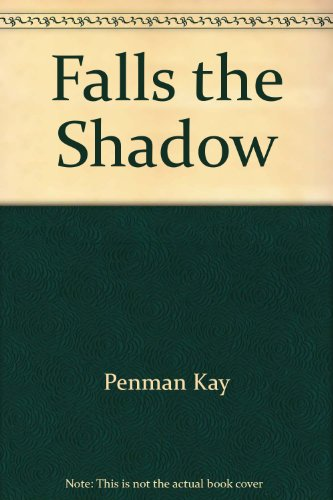 Falls The Shadow (0517012227) by Sharon Kay Penman