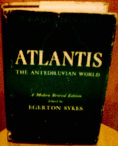 9780517016572: Atlantis: The Antediluvian World