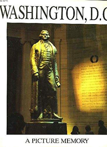 9780517017487: Washington D.C.: A Picture Memory