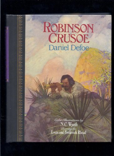 Robinson Crusoe: Childrens Classics: Defoe, Daniel