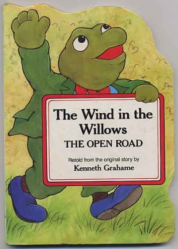 9780517020289: Open Road: Wind in Willows (The Wind in the willows shaped board books)