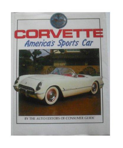 9780517020364: Corvette: Americas Sports Car