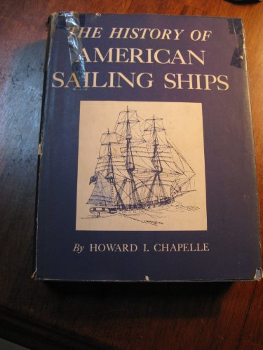 9780517023327: The History Of American Sailing Ships